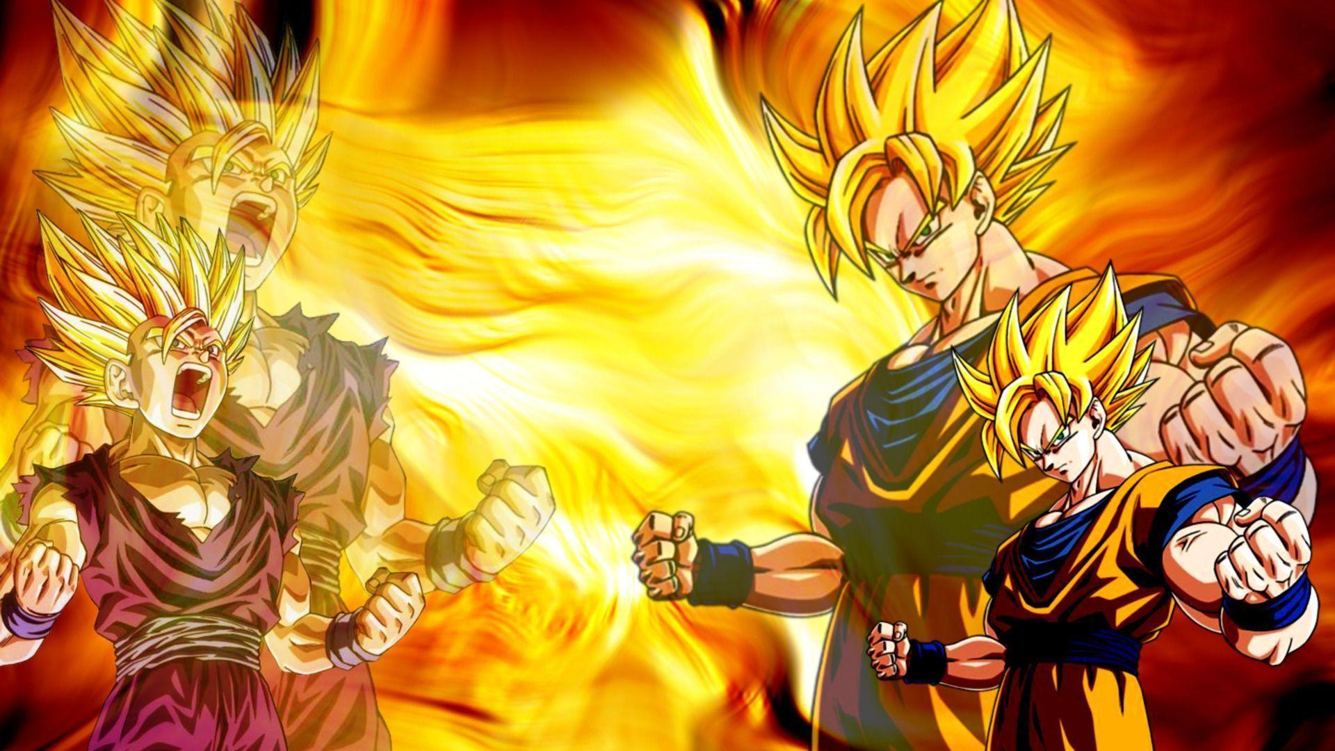 Son Goku Wallpapers  Wallpaper Cave