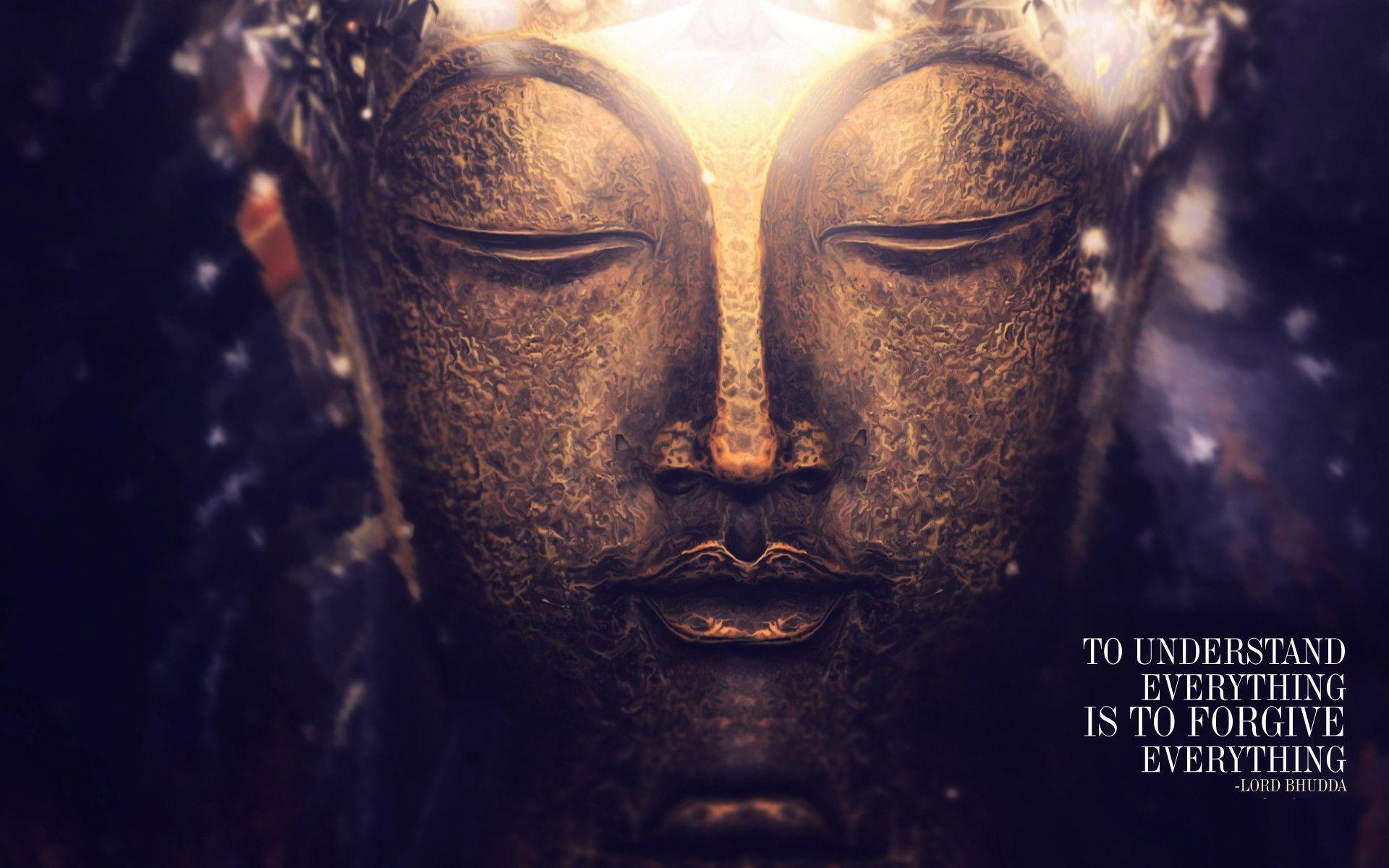 Lord Buddha Quotes HD Wallpaper