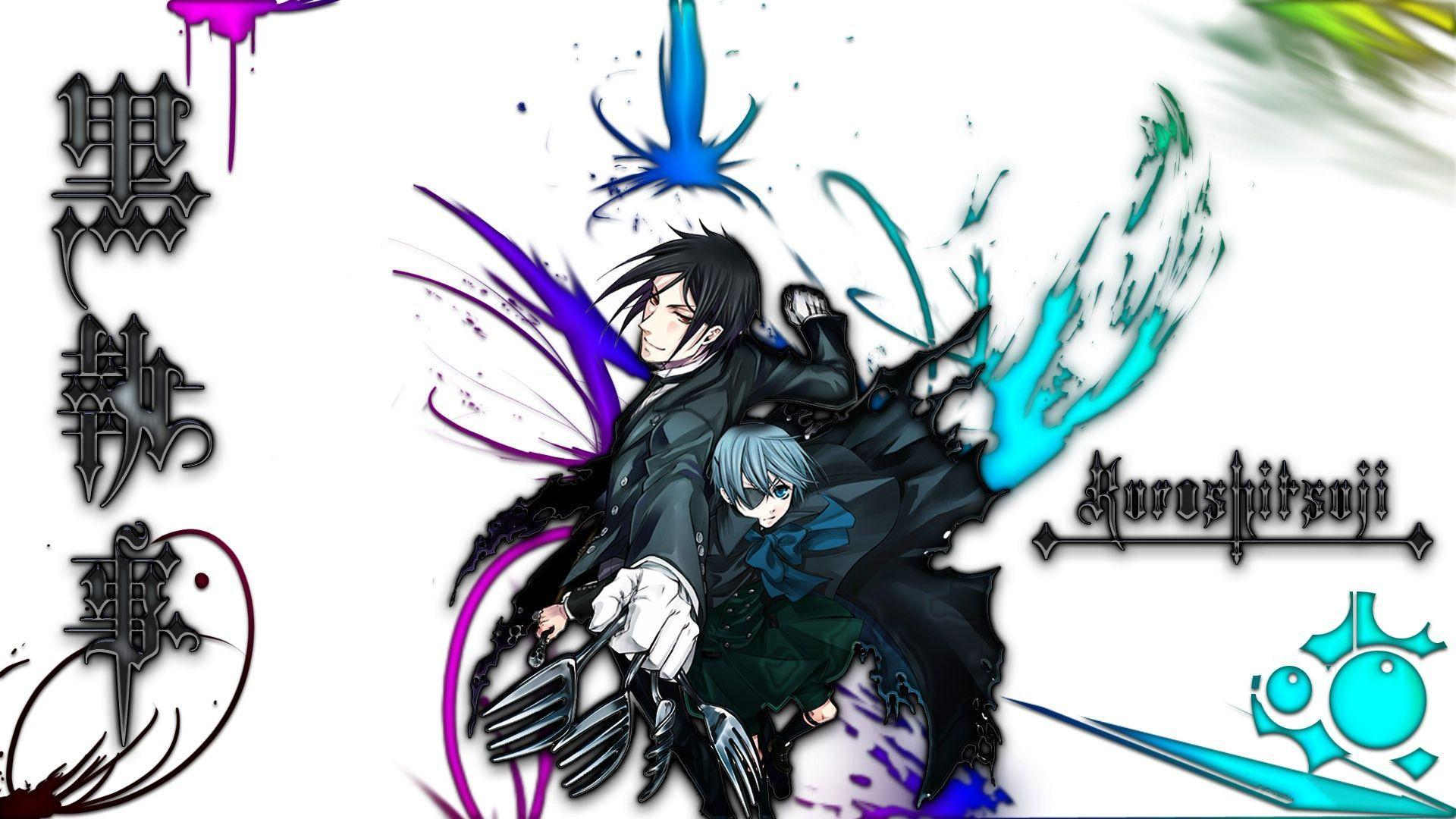 Black Butler Wallpapers 2972 HD Wallpapers