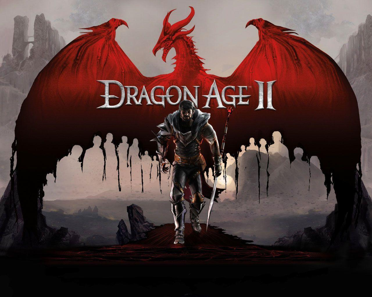 Dragon Age 2 Desktop, Mobile Wallpapers - Games Wallpapers HD