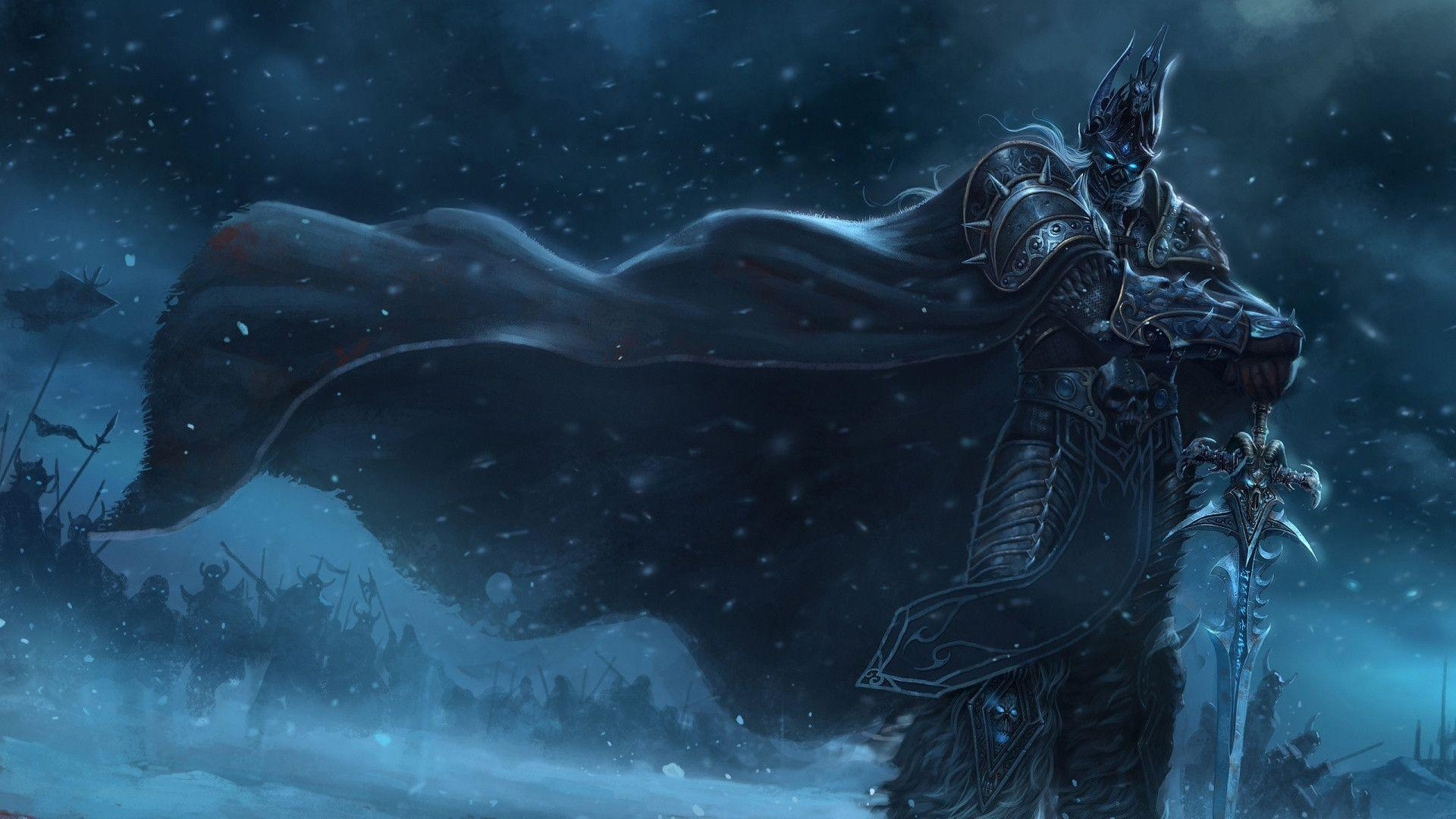 Lich King Wallpapers
