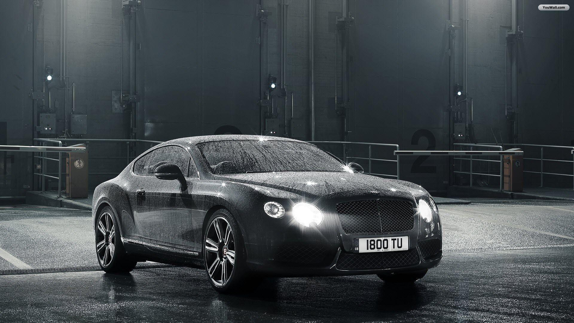 Wallpapers For > Bentley Continental Wallpapers Hd