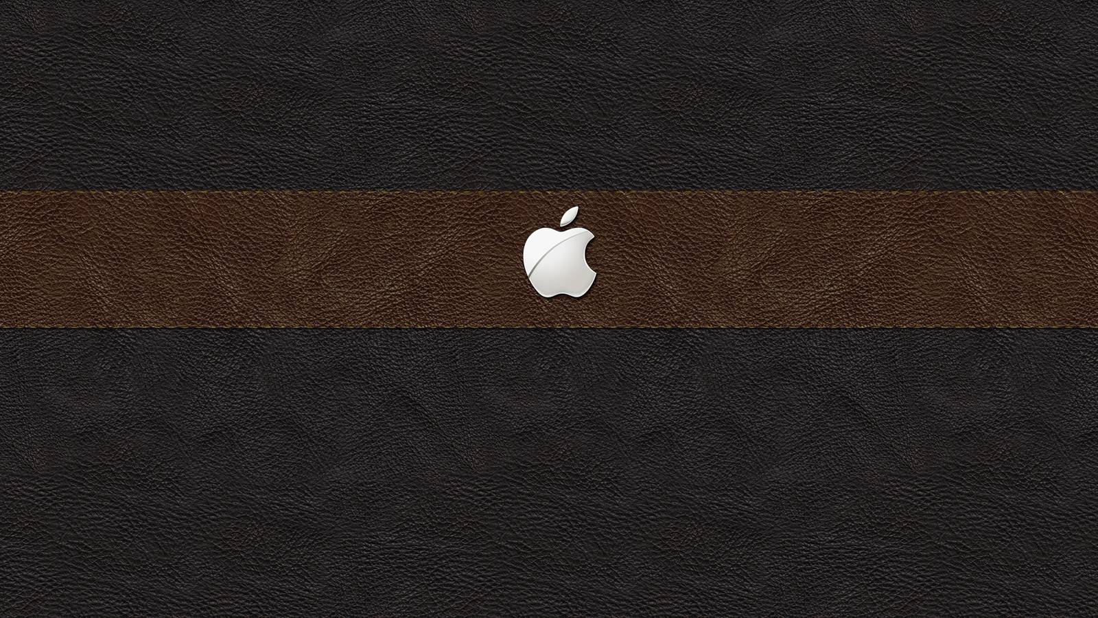 Leather Apple Wallpapers - Wallpaper Cave