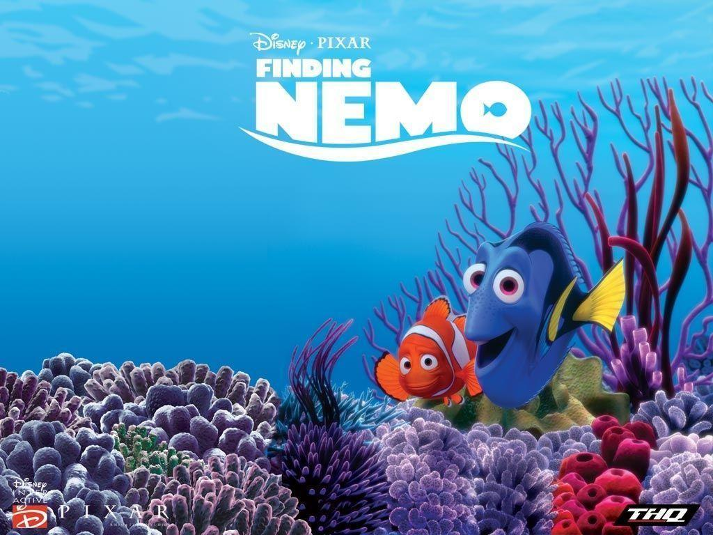 Finding nemo wallpapers wallpaper cave for El mural pelicula online