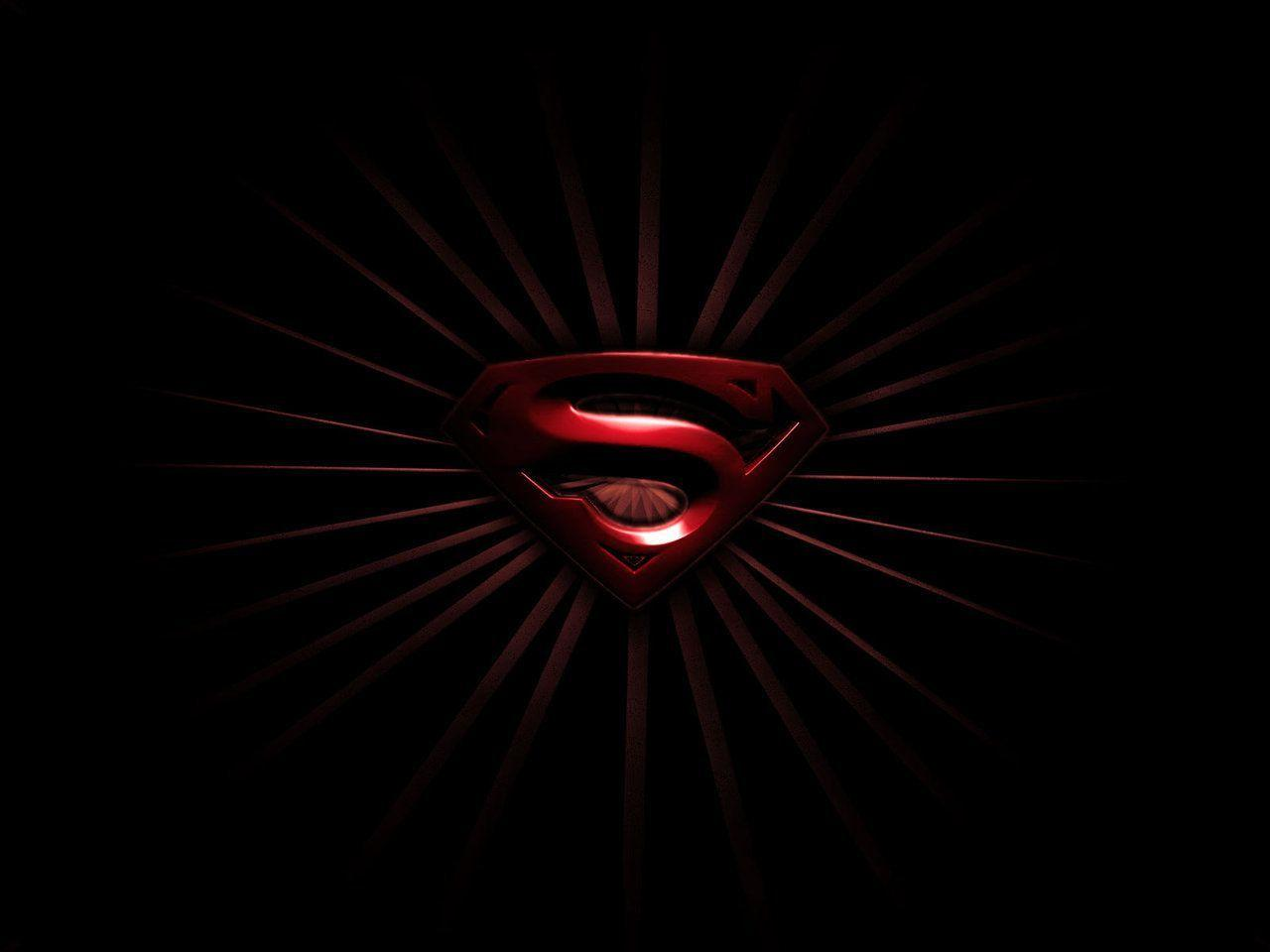 Awesome Superman Logo Wallpapers Wide Desktop 7 Wallpapers