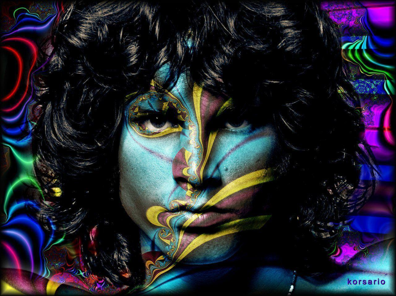 Jim Morrison Wallpapers Wallpaper Cave