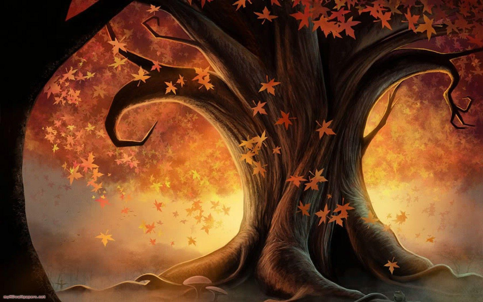 Cute Fall Desktop Backgrounds Wallpaper