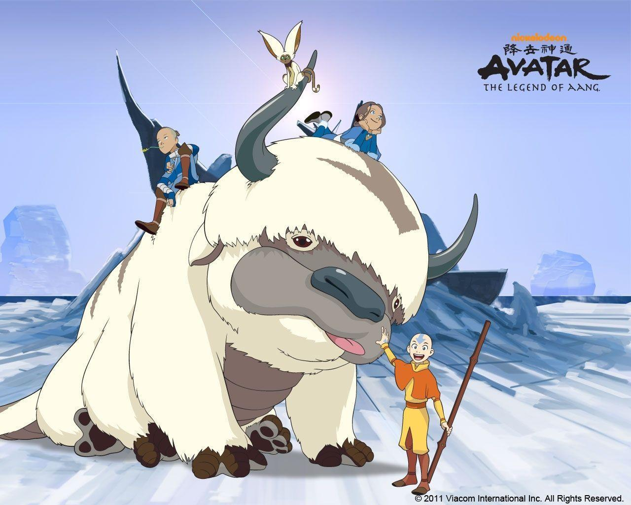 Avatar: The Last Airbender Wallpapers