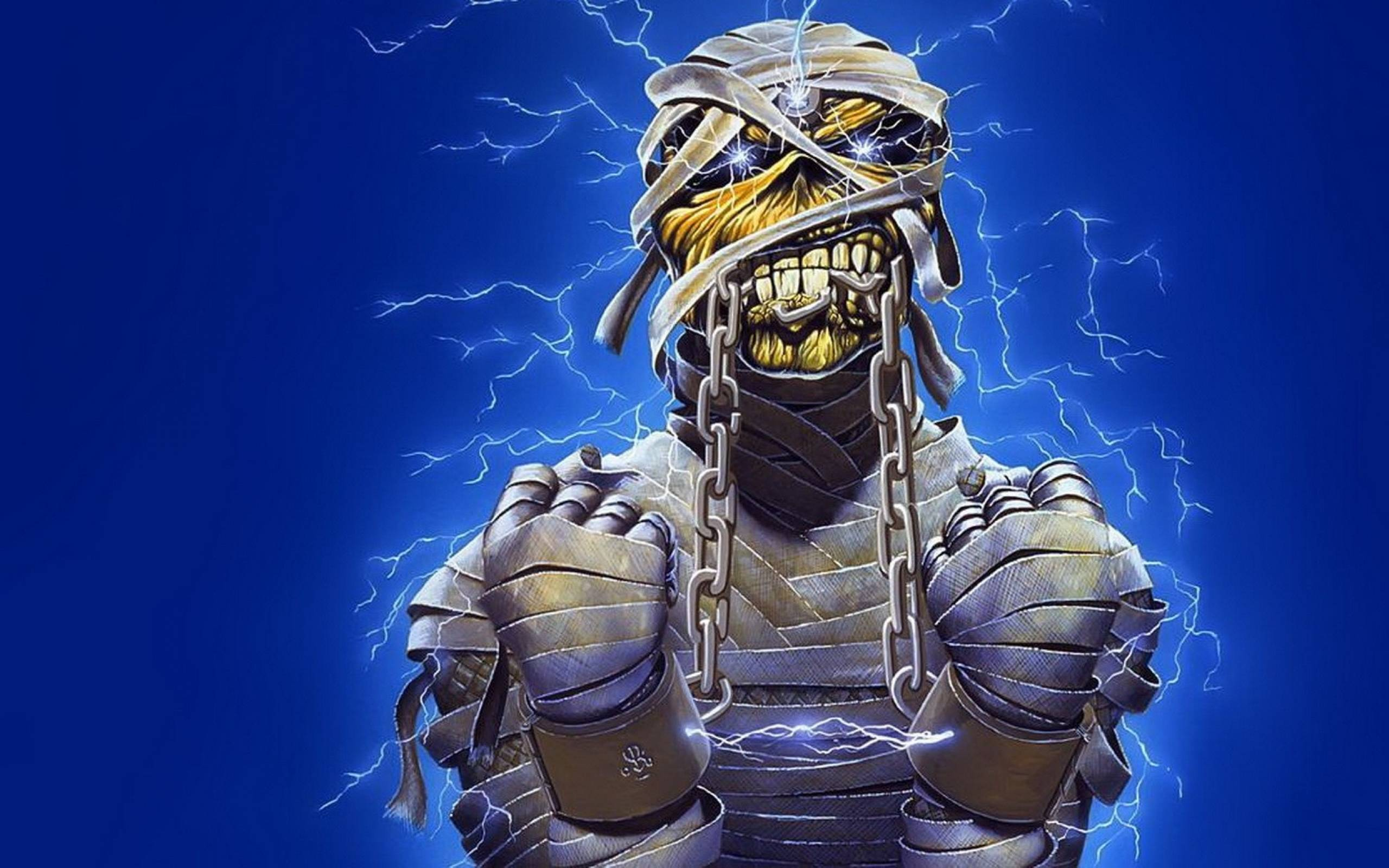 Wallpapers For > Iron Maiden Eddie Wallpapers Hd