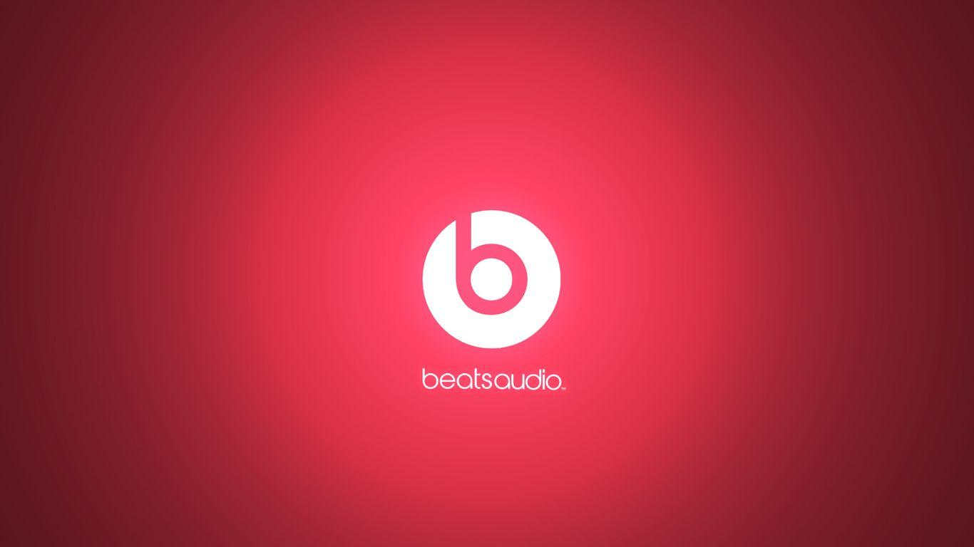 Wallpapers For > Beats Wallpaper Red