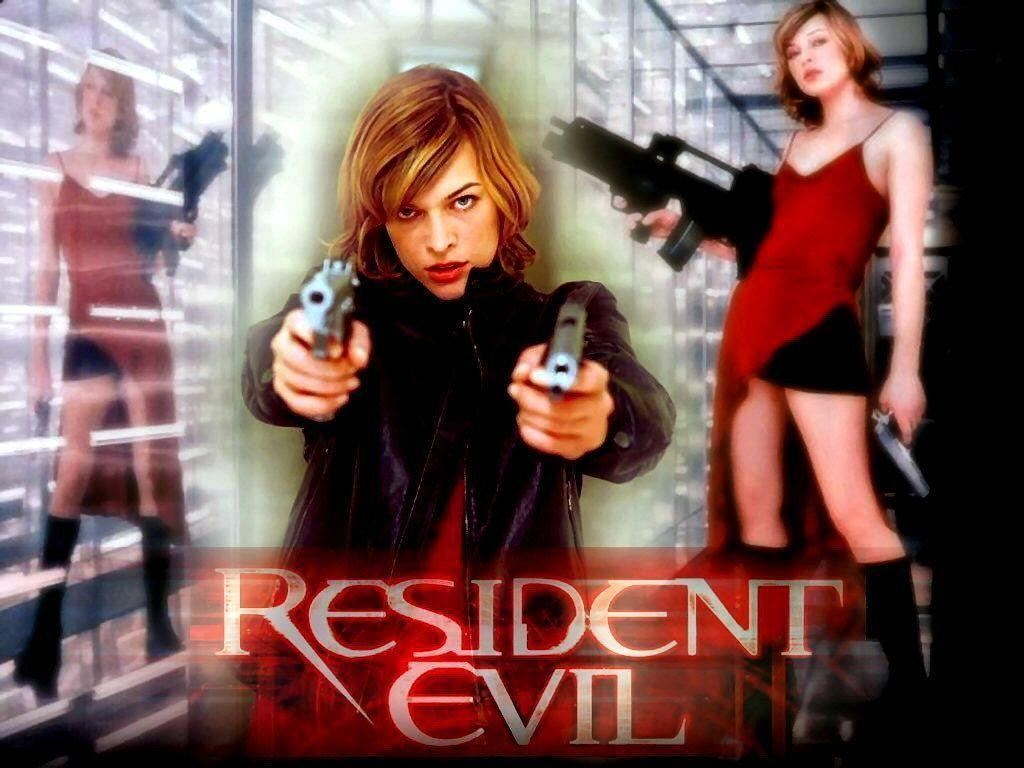 resident evil movie wallpapers wallpaper cave