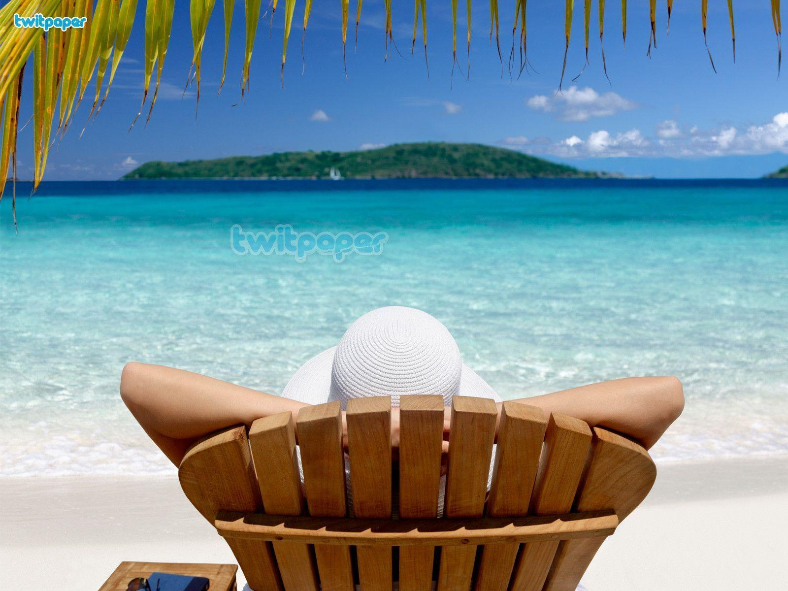 Beach Chair Wallpapers