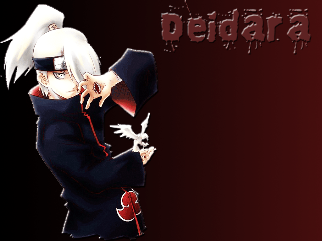 deidara wallpaper by ilacirjr - photo #21
