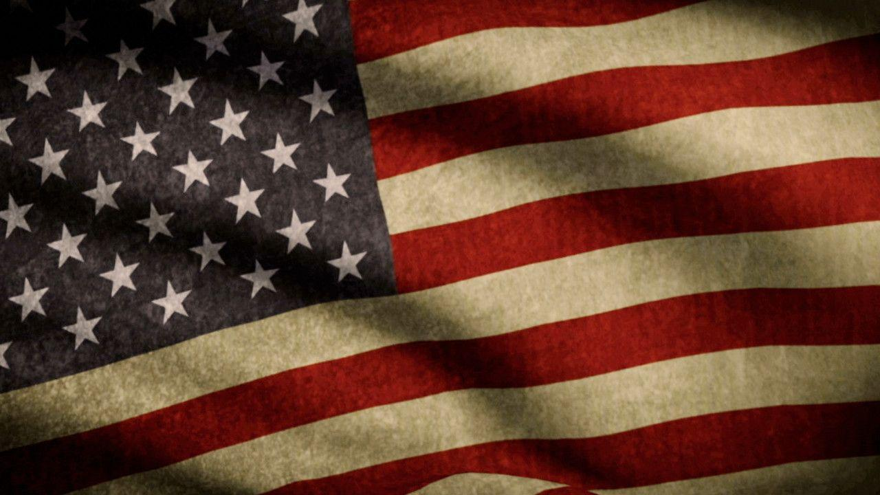American Flag Background Vintage Desktop Wallpapers Hd