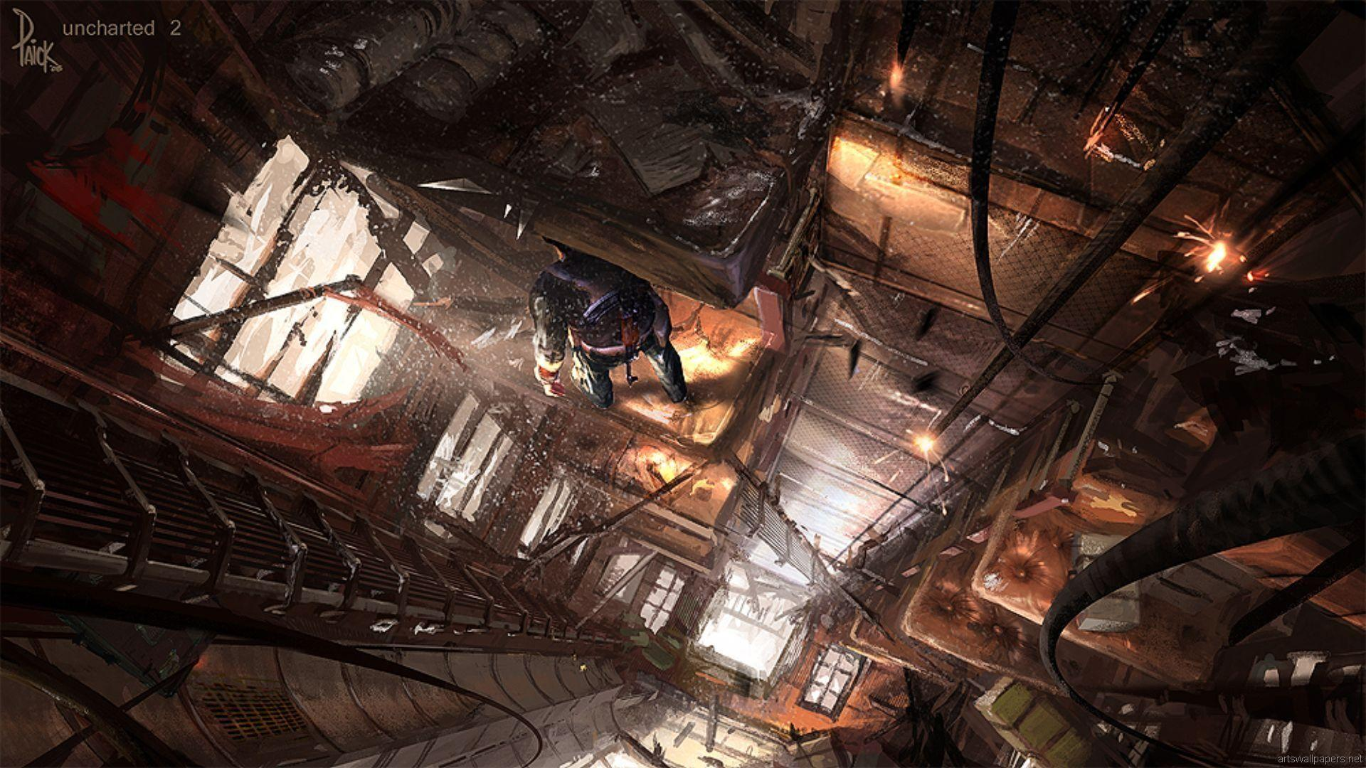 12 Uncharted: Drake's Fortune Wallpapers | Uncharted: Drake's ...