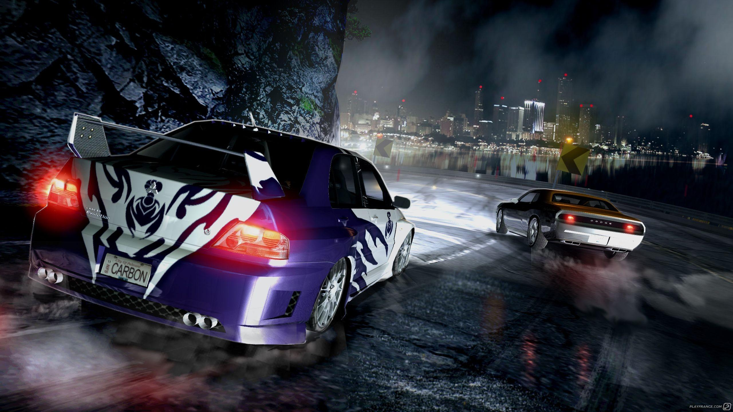 Need for speed carbon wallpapers wallpaper cave Nfs most wanted para pc