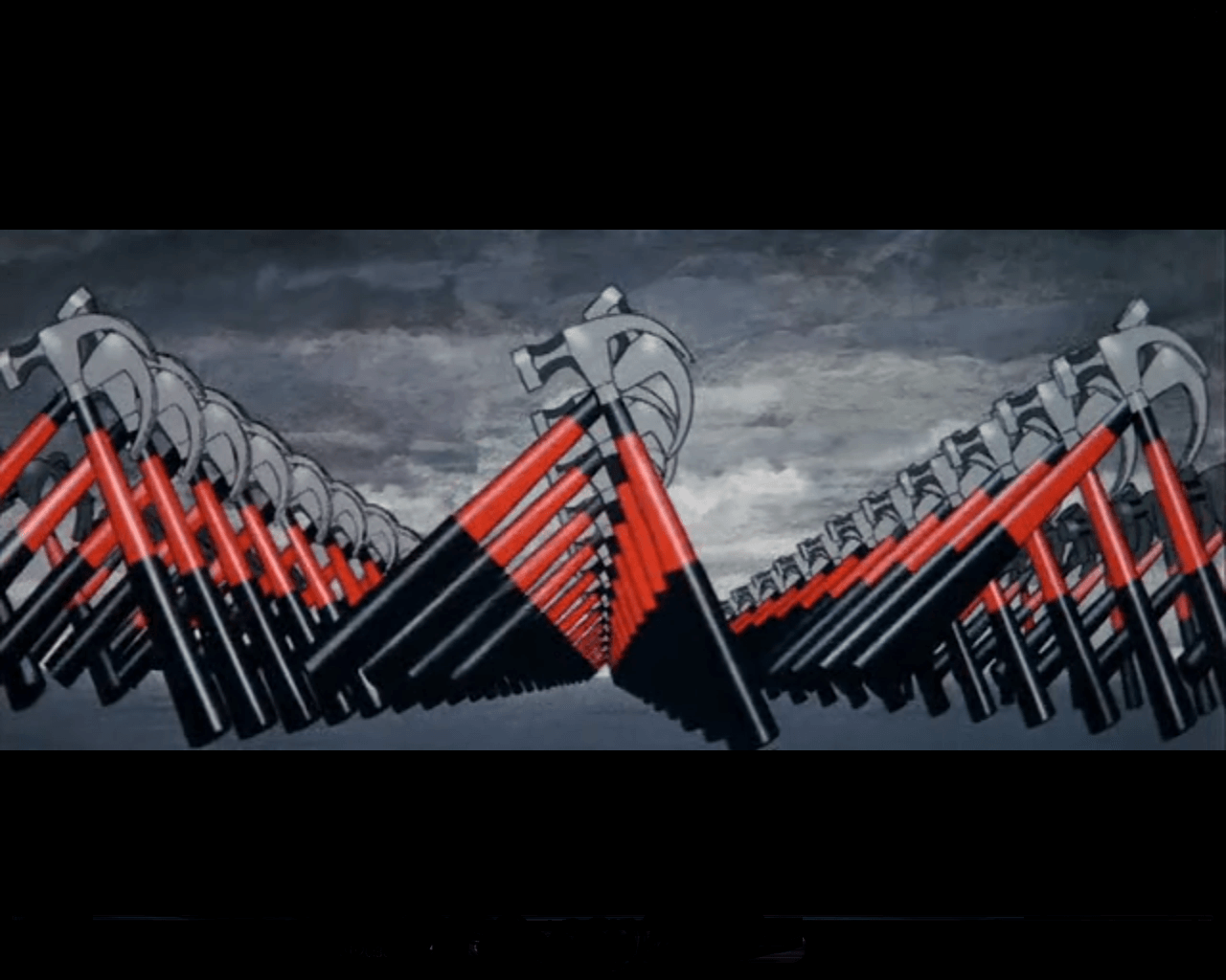 Wallpapers For > Pink Floyd The Wall Wallpaper