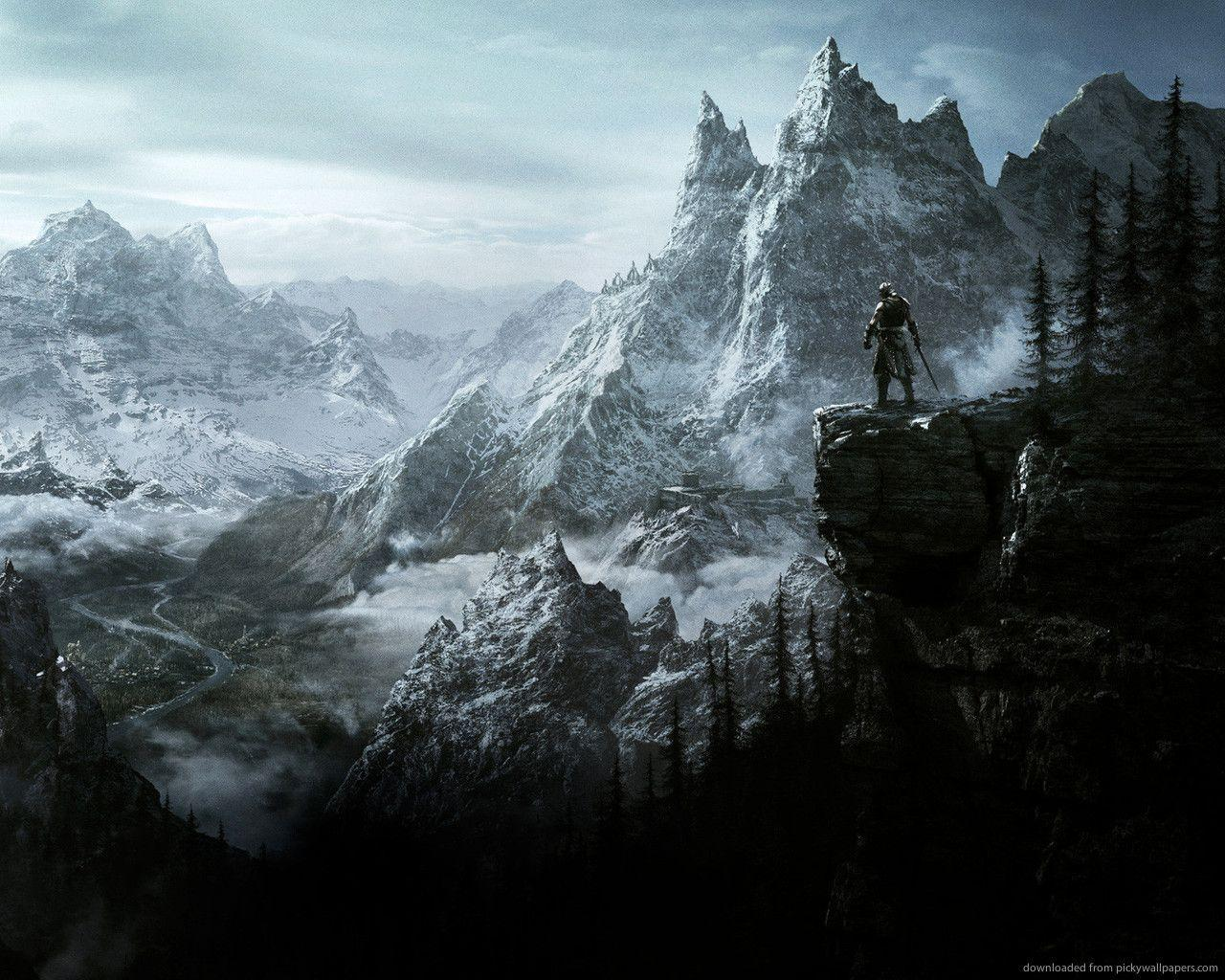Skyrim Wallpapers 1280x1024 - Wallpaper Cave