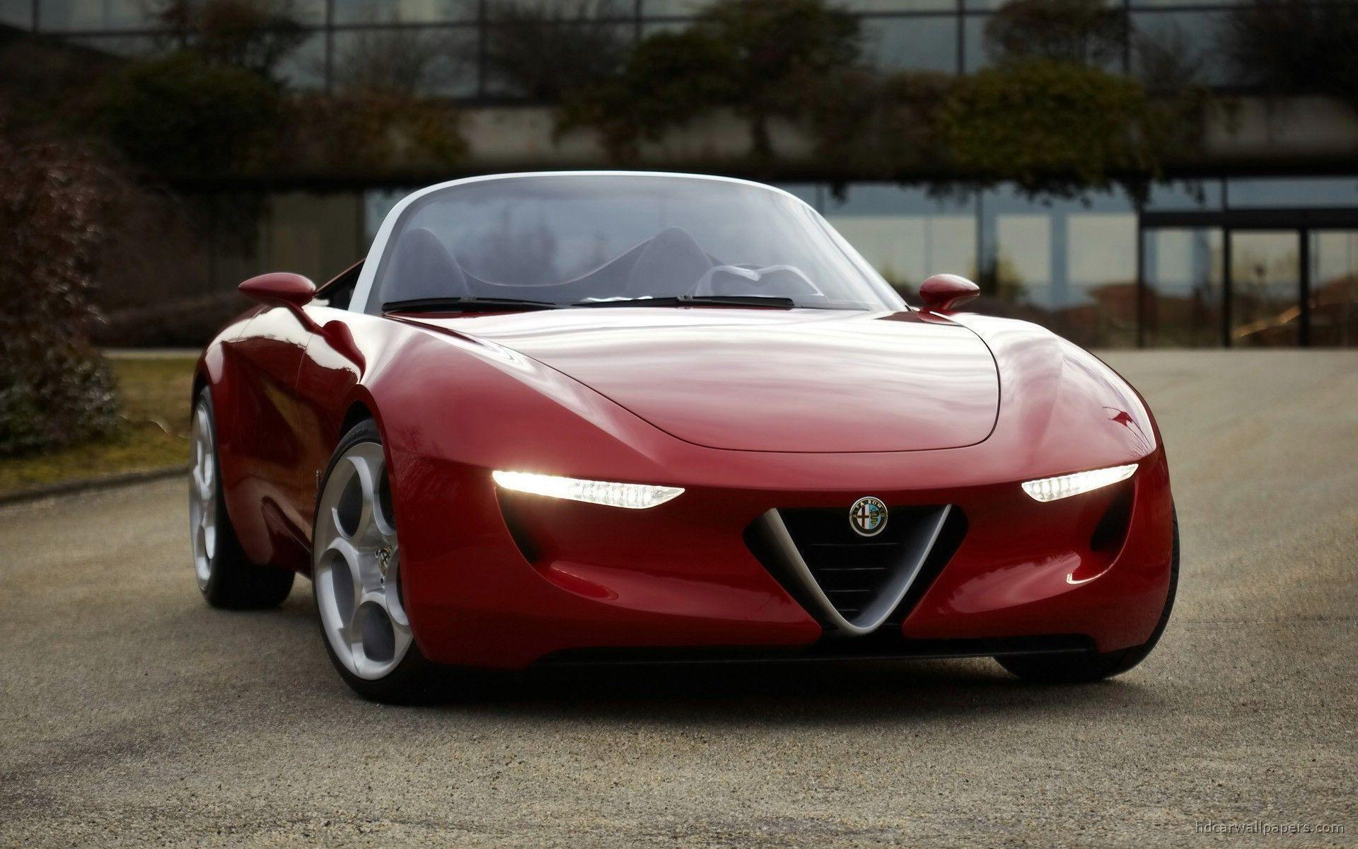 Alfa Romeo Super Car Wallpapers - HD Wallpapers Inn
