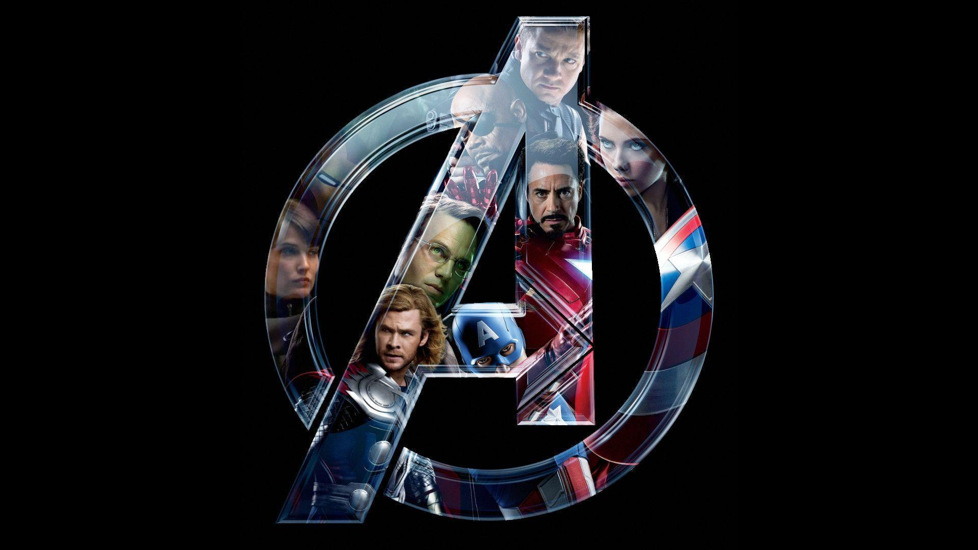 Avengers Logo Cool Hd Wallpapers