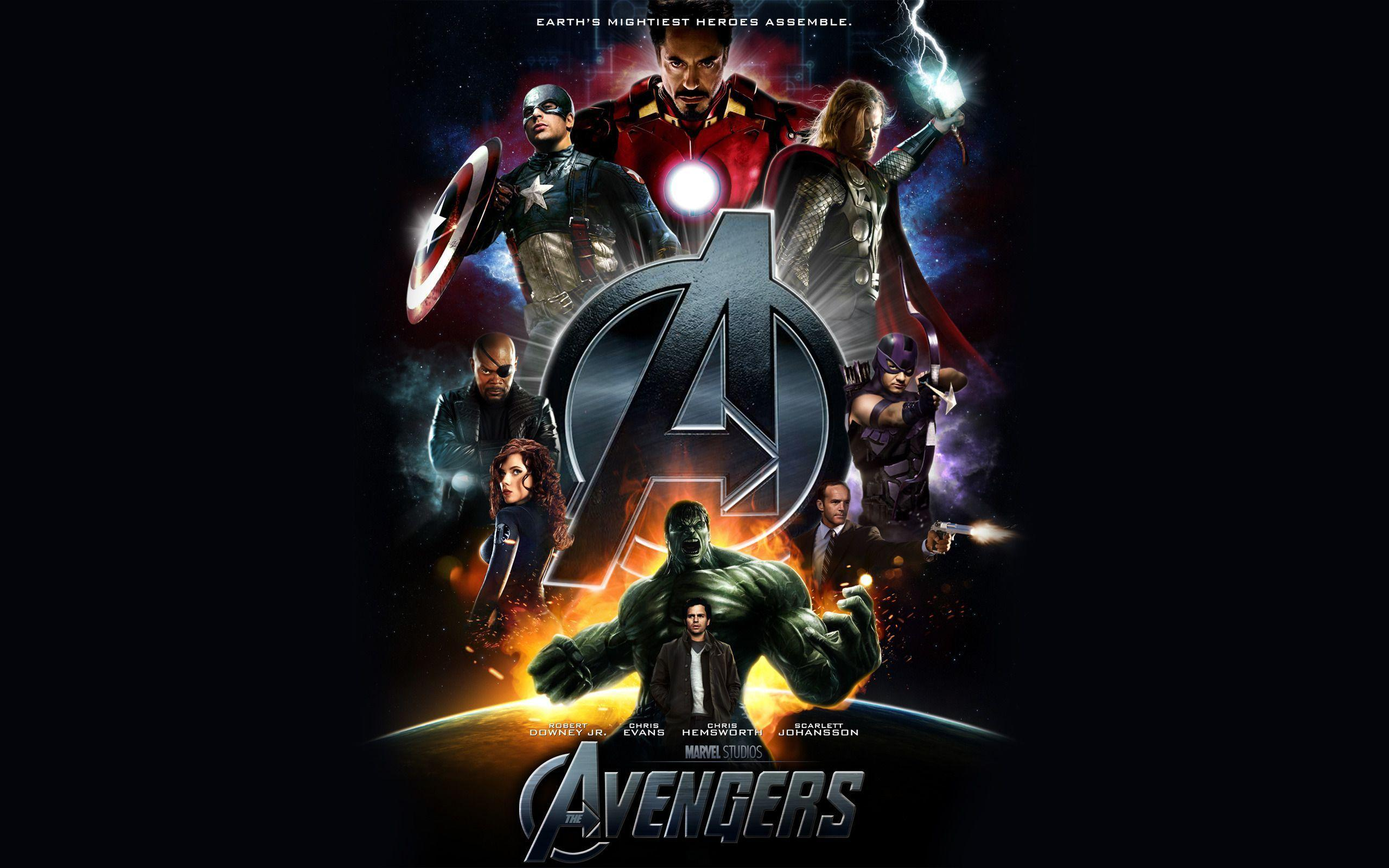Avengers 2 Marvel Movie Poster Wallpapers Wallpapers
