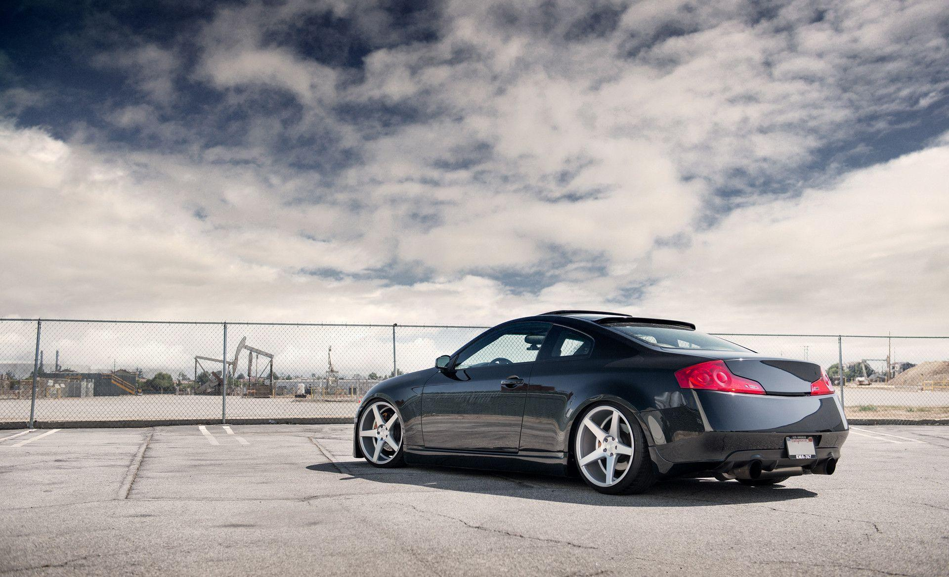 2 Infiniti G35 Wallpapers