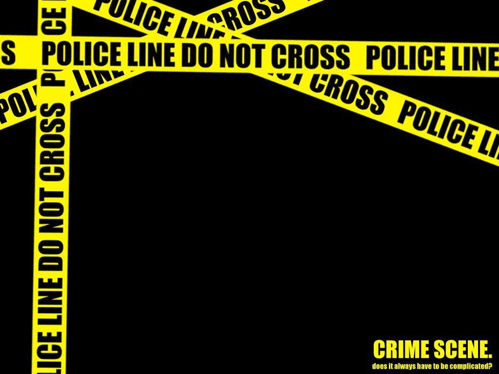 Image For > Crime Scene Wallpapers
