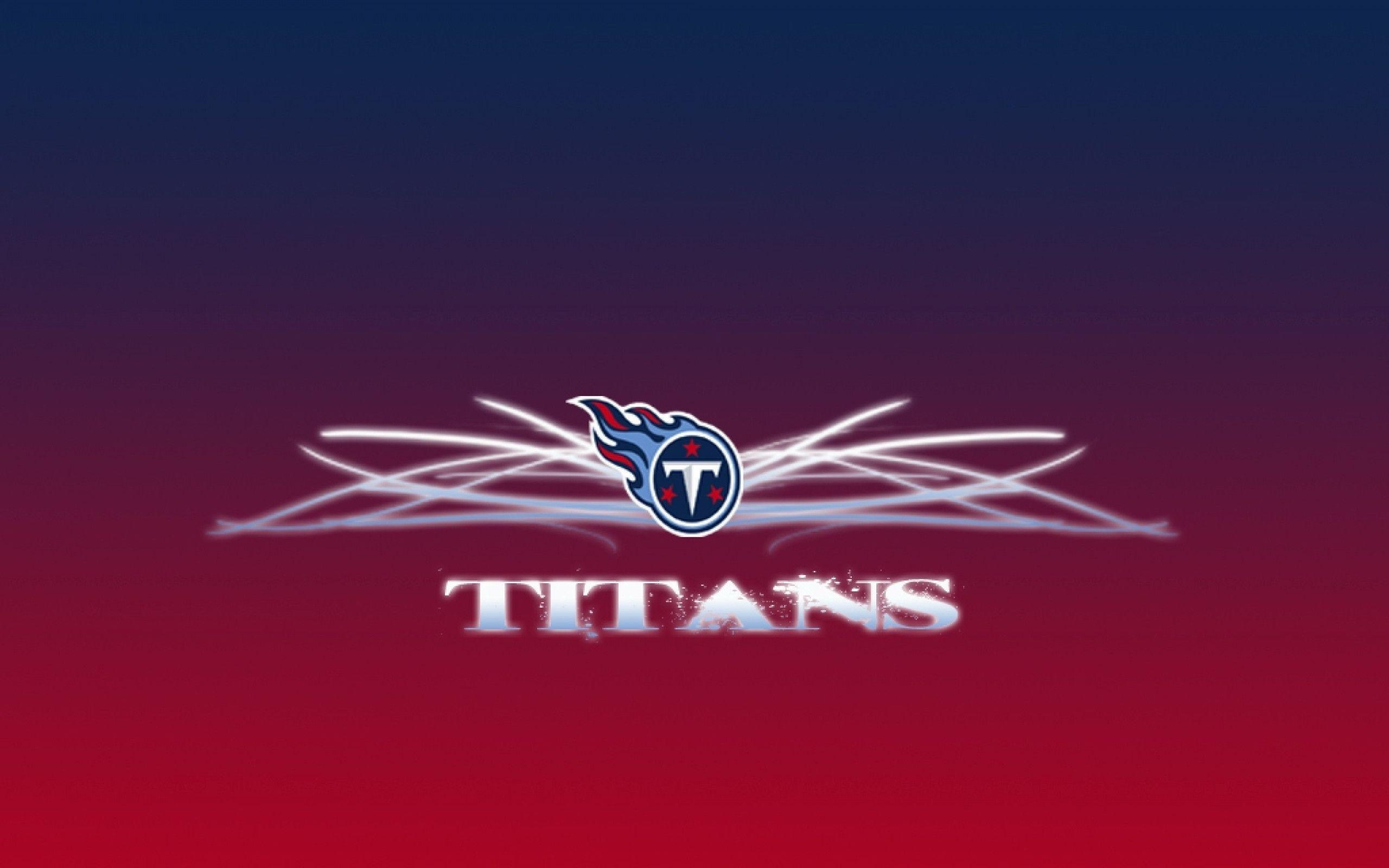 Tennessee Titans 2014 NFL Logo Artwork Wide or HD