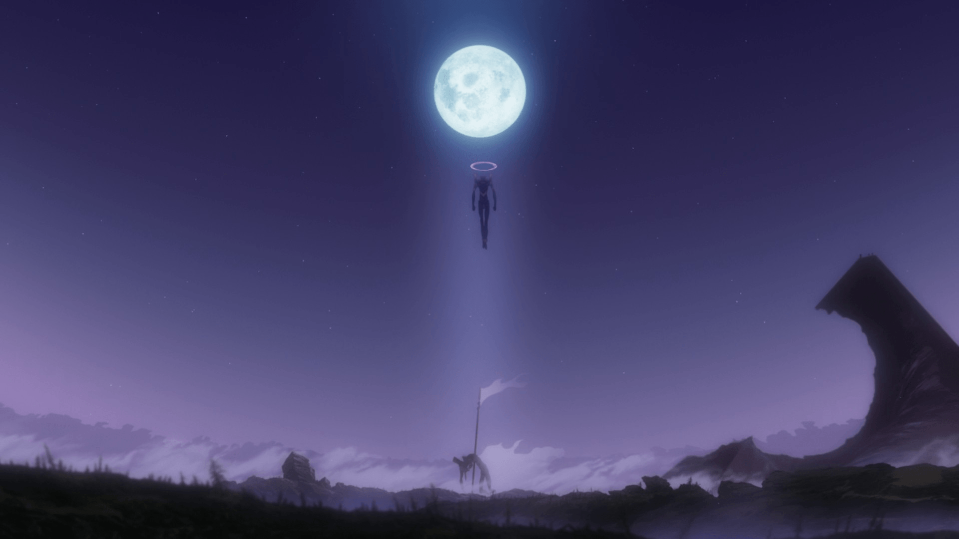 Images For Rebuild Of Evangelion 30 Wallpaper