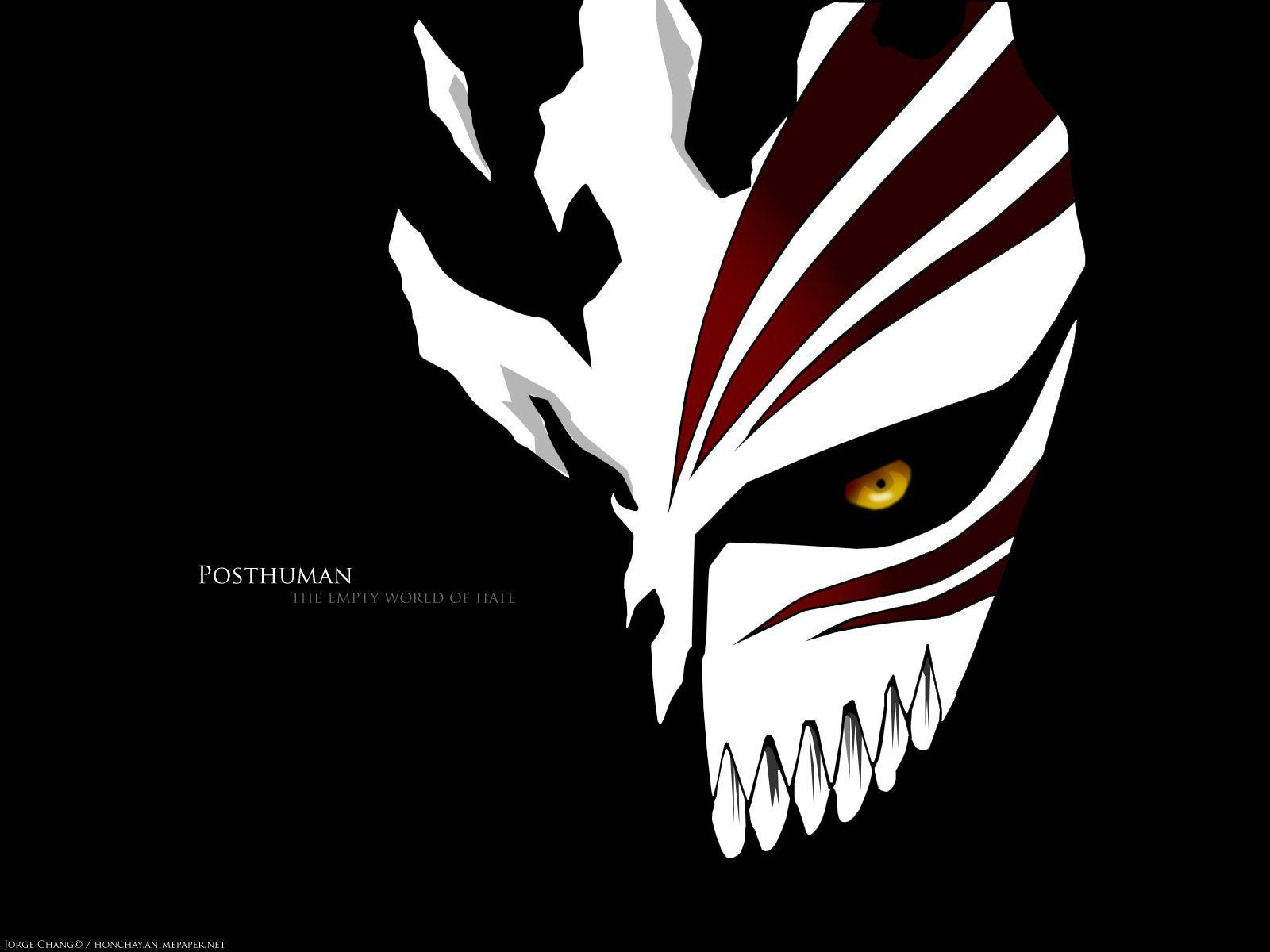 bleach ichigo hollow wallpaper - photo #9