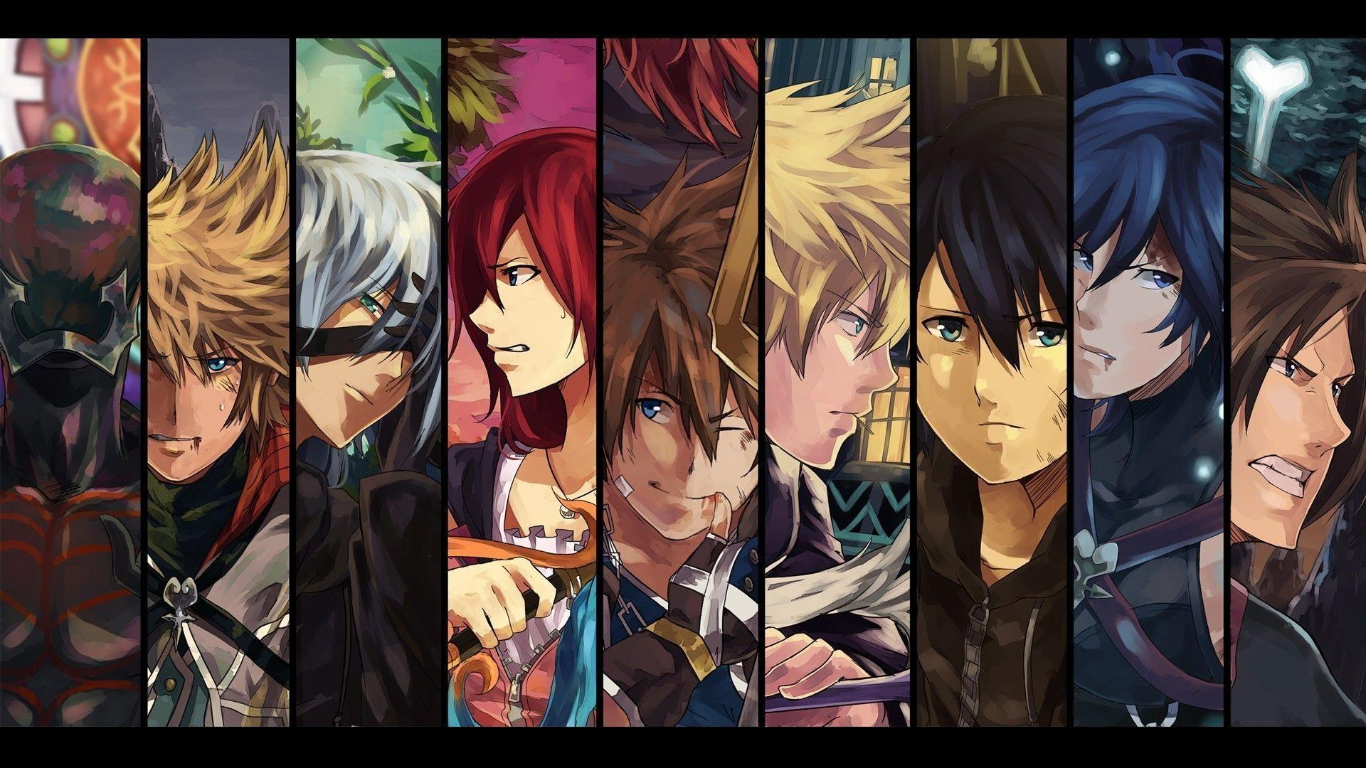 Kingdom Hearts Wallpapers #