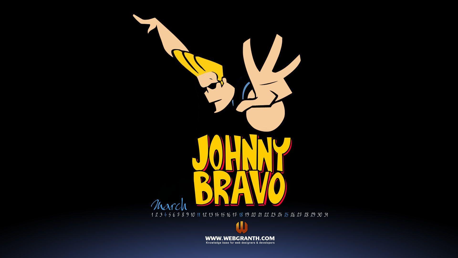 johnny bravo New Pic | WallPaper Glow