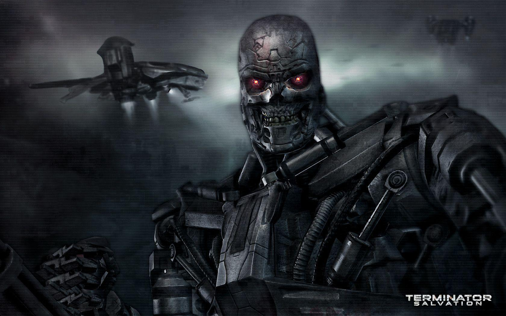 terminator salvation wallpaper hd - photo #16
