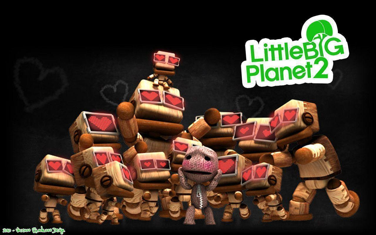 Littlebigplanet 2 Wallpapers Bots