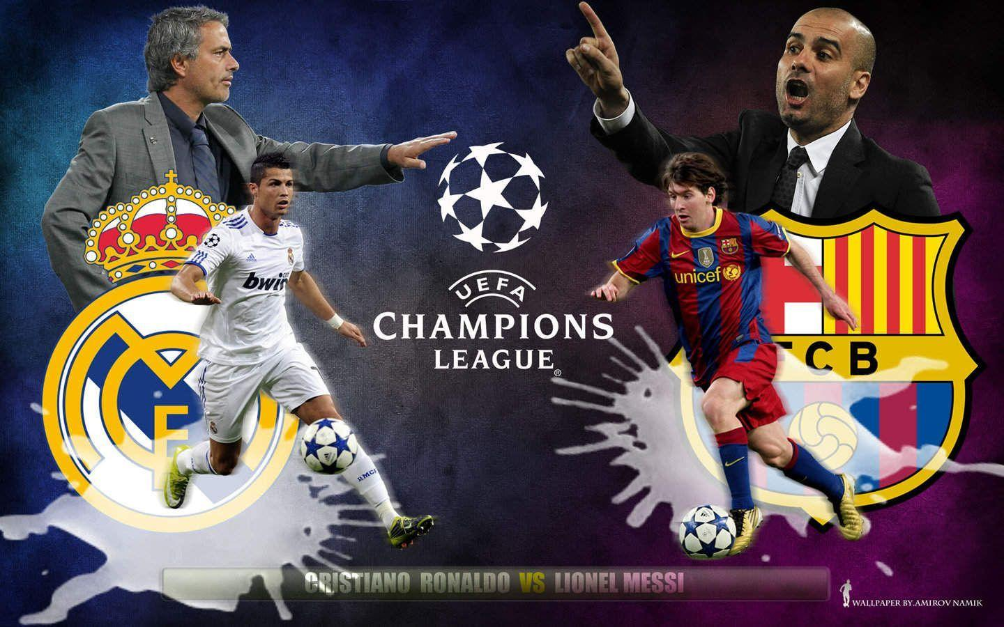 Real Madrid VS Barcelona pictures