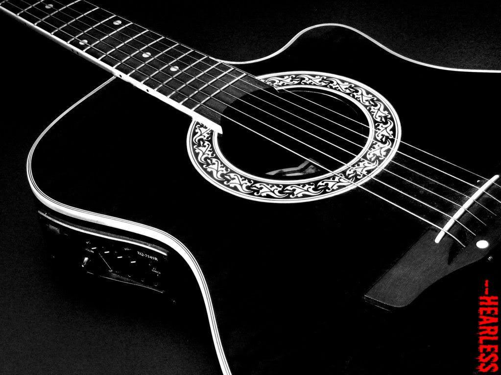 Amazing Guitar Wallpapers