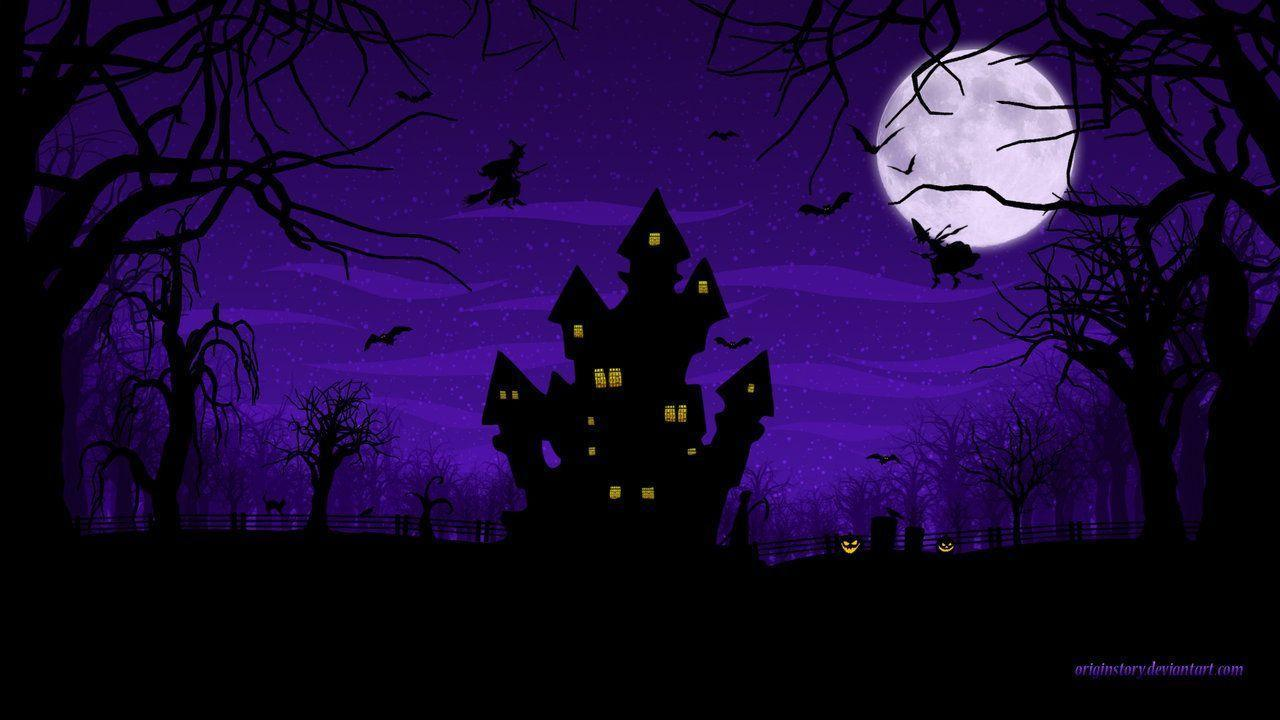 Scary Halloween 2012 HD Wallpapers