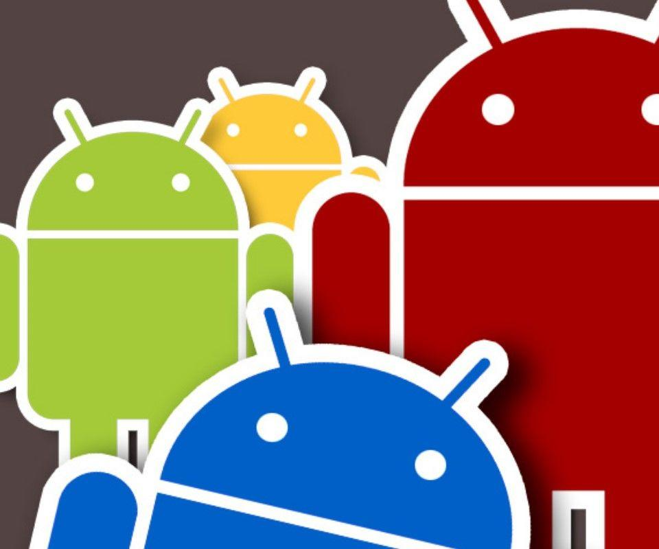 Android Logo logos wallpaper for Samsung i9100 Galaxy S 2 16GB