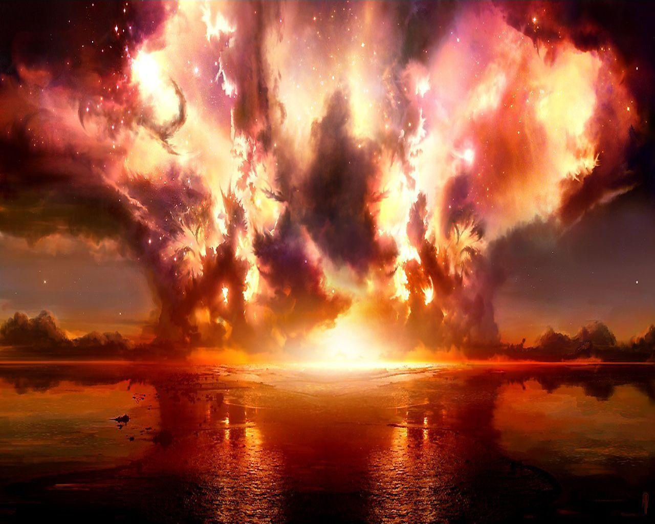 explosion backgrounds wallpaper cave