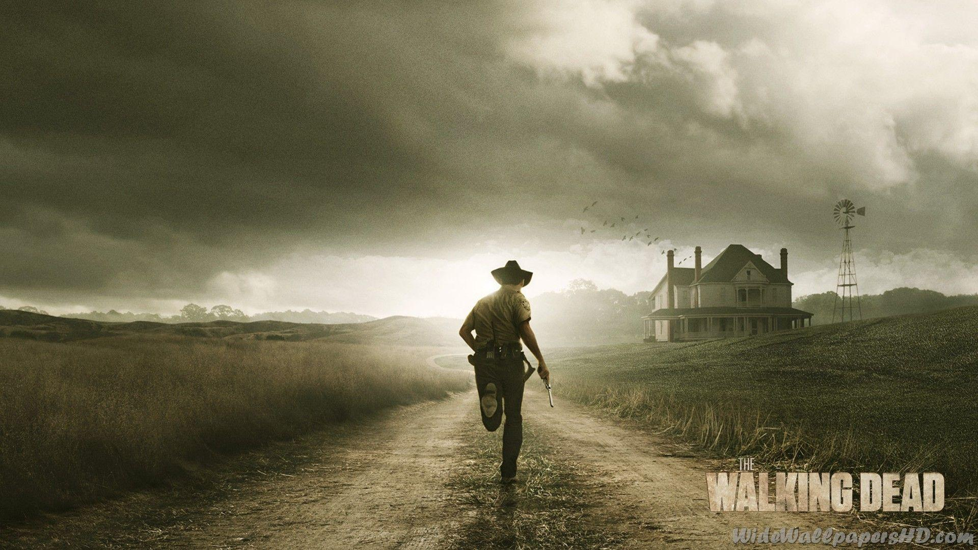 Download Wallpaper 960x544 The walking dead, Molly, Zombies ...
