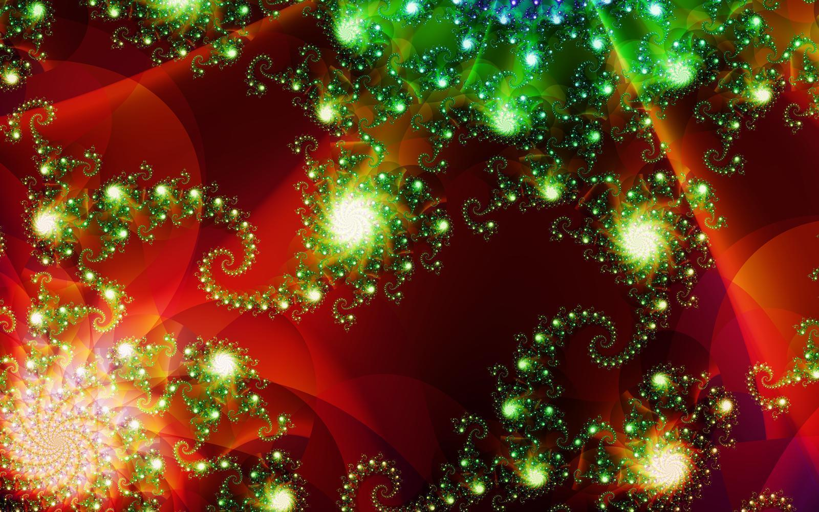 Christmas Lights Desktop Wallpapers