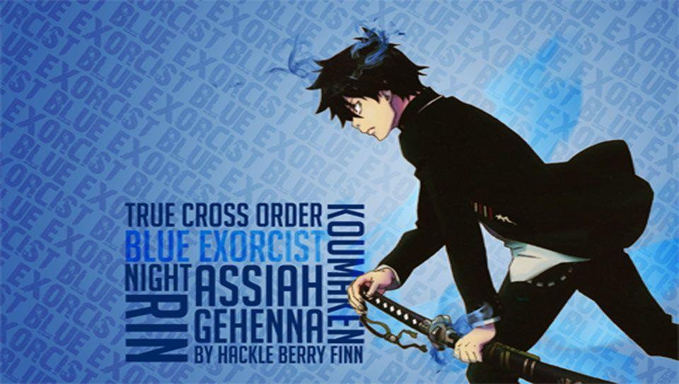 blue exorcist computer wallpapers - photo #14