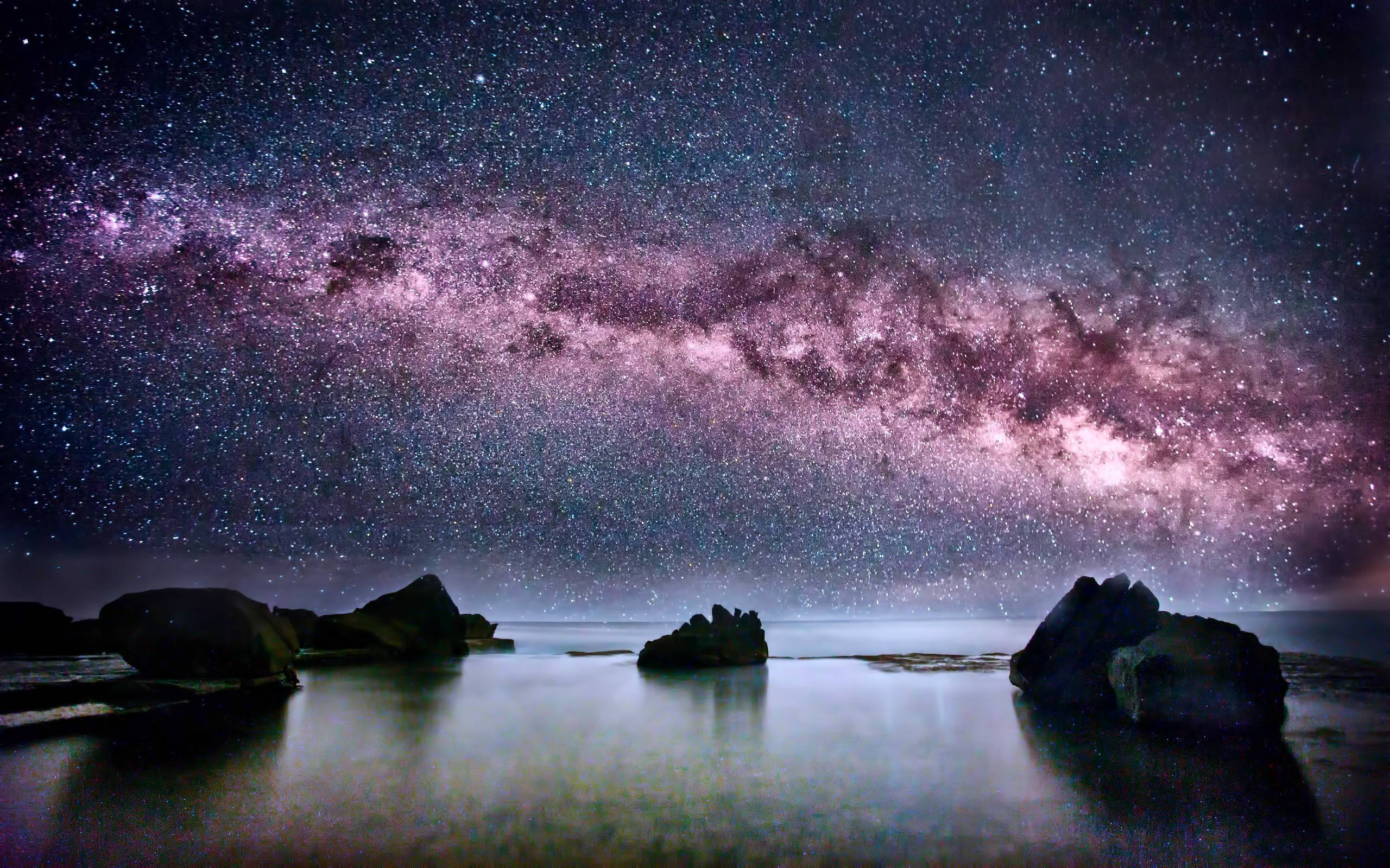 Milky Way Wallpapers - Full HD wallpaper search