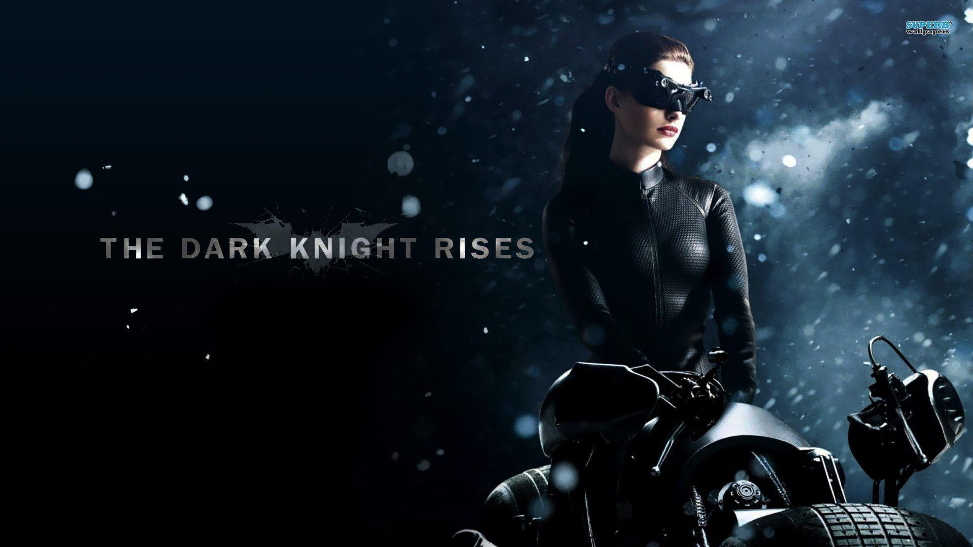Catwoman - The Dark Knight Rises wallpaper - Movie wallpapers - #