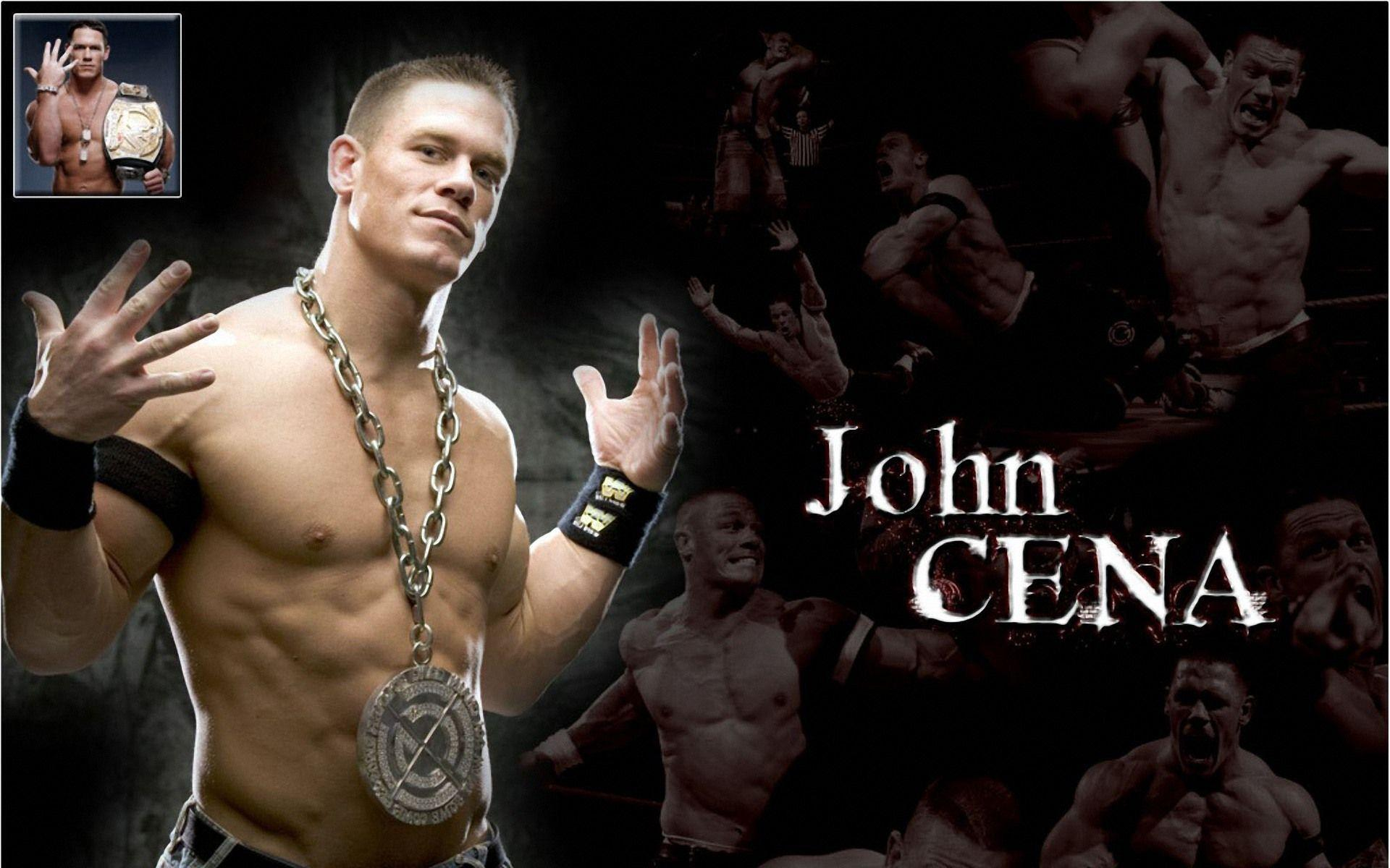 wwe wallpaper 1280x1024 jhone chena - photo #21