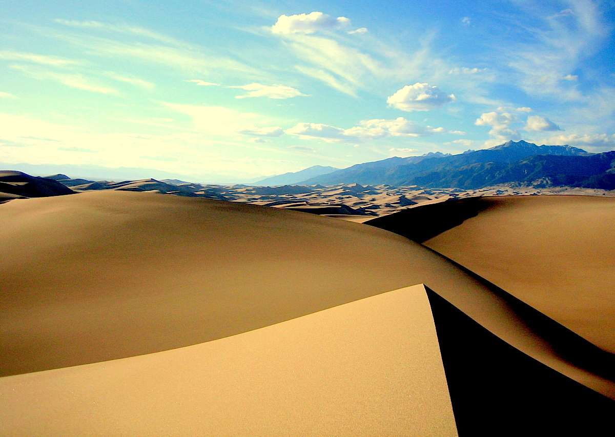 Great Sand Dunes National Park Picture US