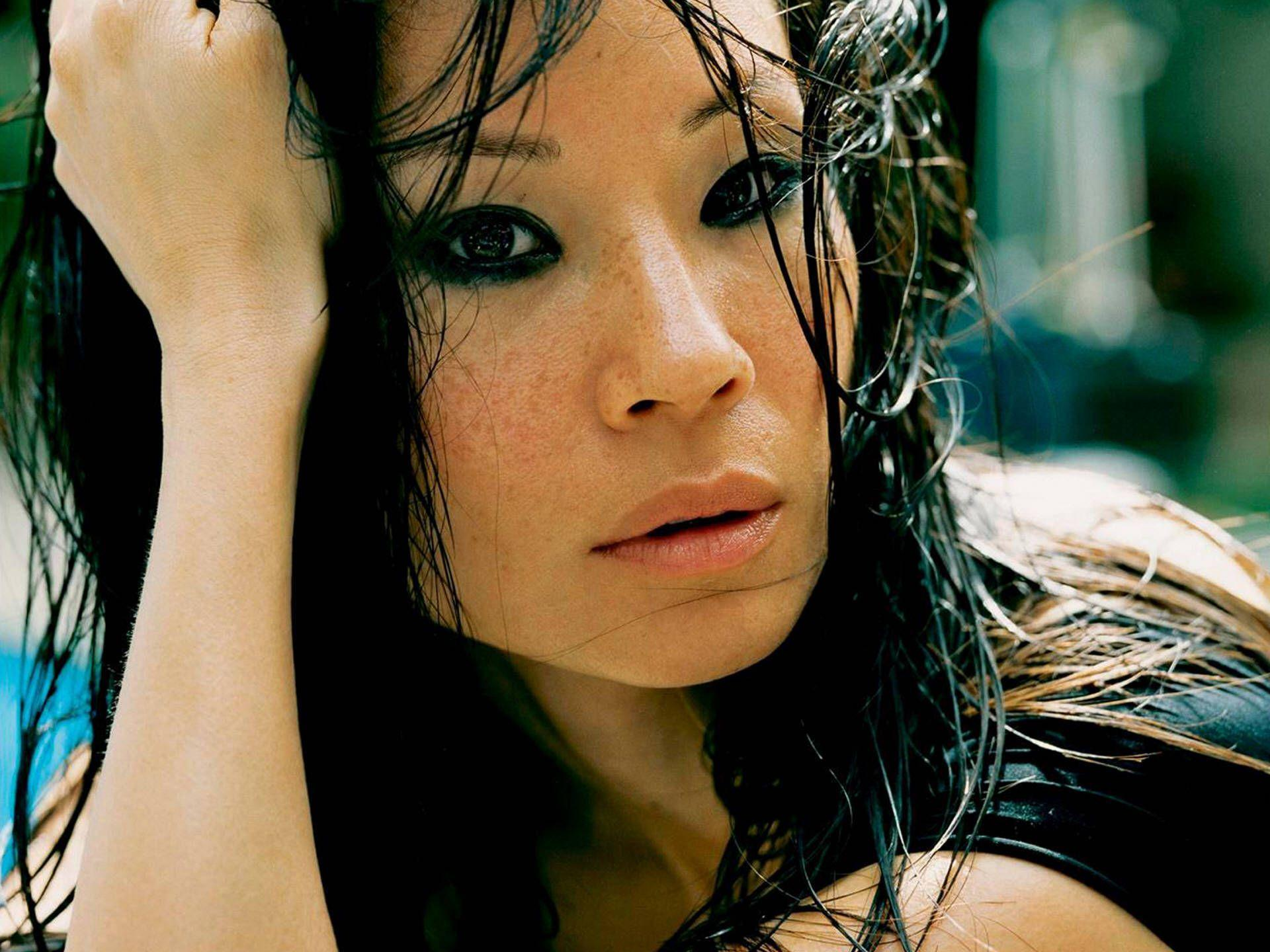 lucy liu free wallpaper - photo #9