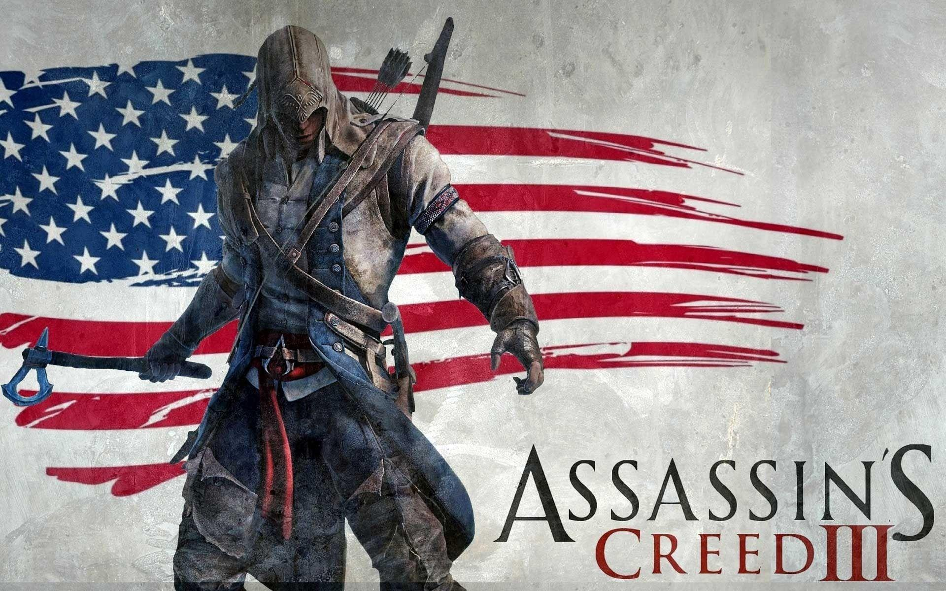 Assassins Creed 3 Game HD Wallpapers 15