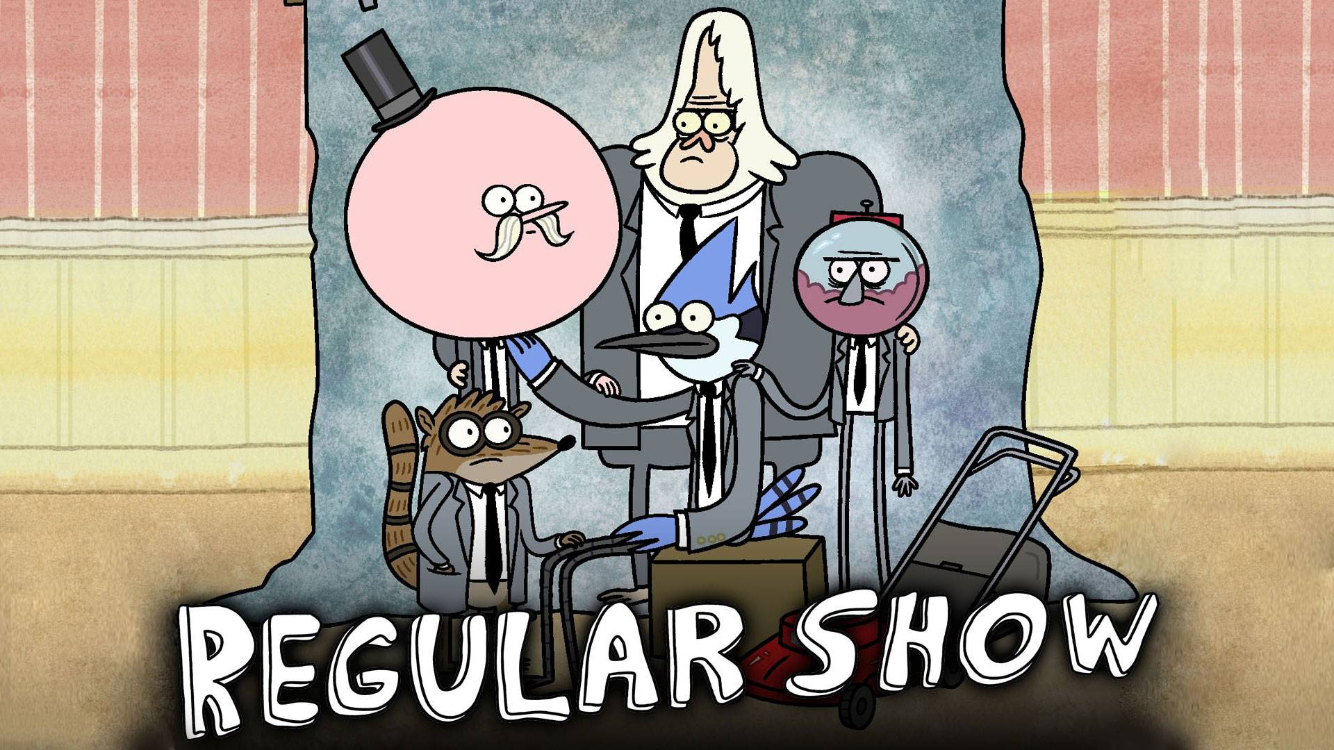 Regular Show Wallpapers