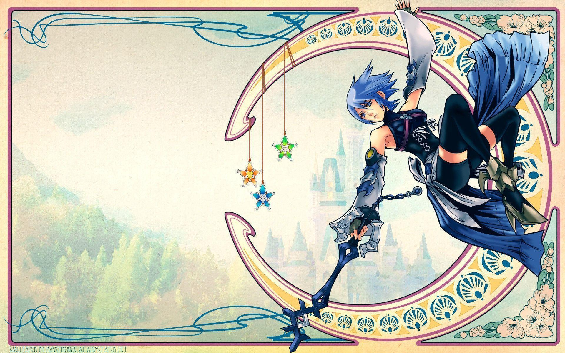 kingdom hearts birth by sleep wallpapers wallpaper cave. Black Bedroom Furniture Sets. Home Design Ideas